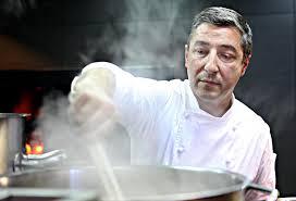 Joan Roca é um CHEF de nome mundial que já cozinhou com equipamentos Topema