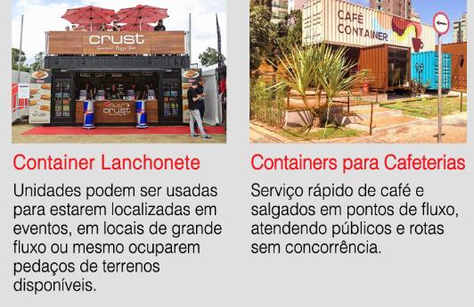 """Topema oferece solução completa para """"Food Container"""""""