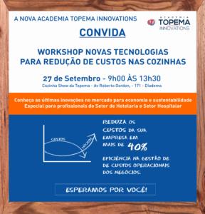 Workshop de Novas Tecnologias