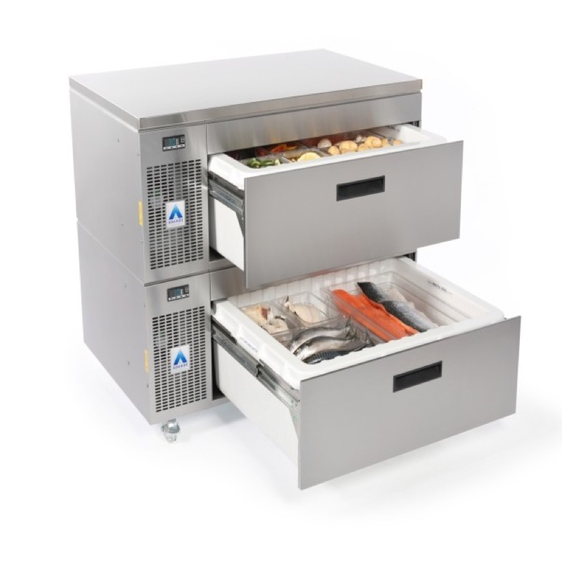 GAVETA REFRIGERADA TOP BOX HORIZONTAL