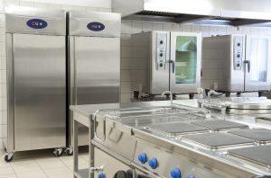 montar uma cozinha industrial