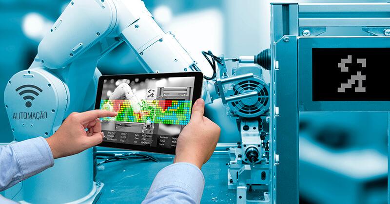 Robôs no mercado: automatização dos serviços