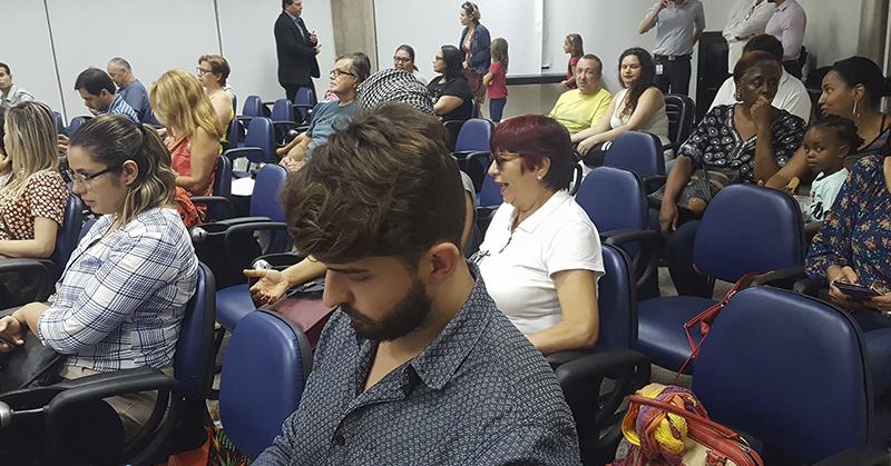 """Topema participou do evento """"Santos Sustentável"""""""