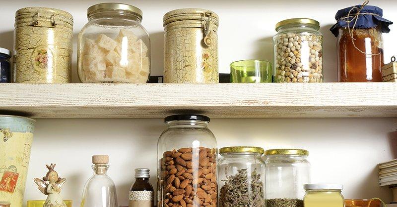 Seu armazenamento de alimentos é bom o suficiente?