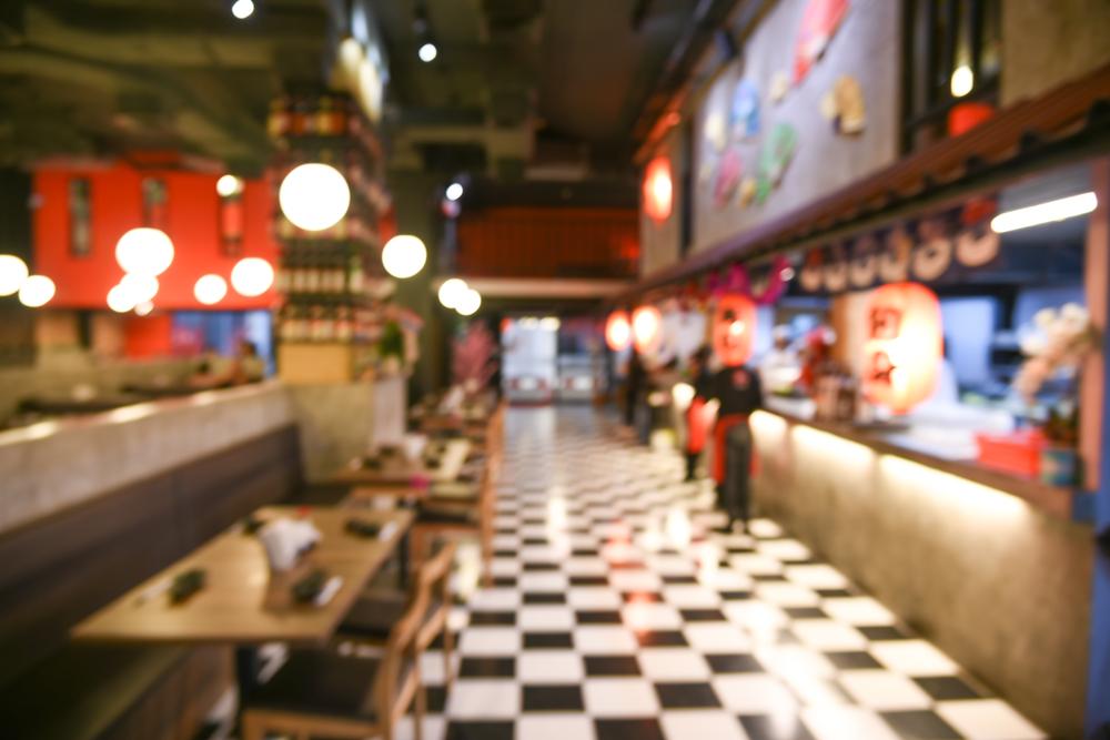 Pense nisto antes de escolher um imóvel para restaurante