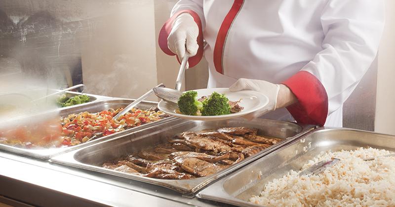 Inove na exposição dos alimentos com um expositor de qualidade