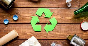 Separar resíduos