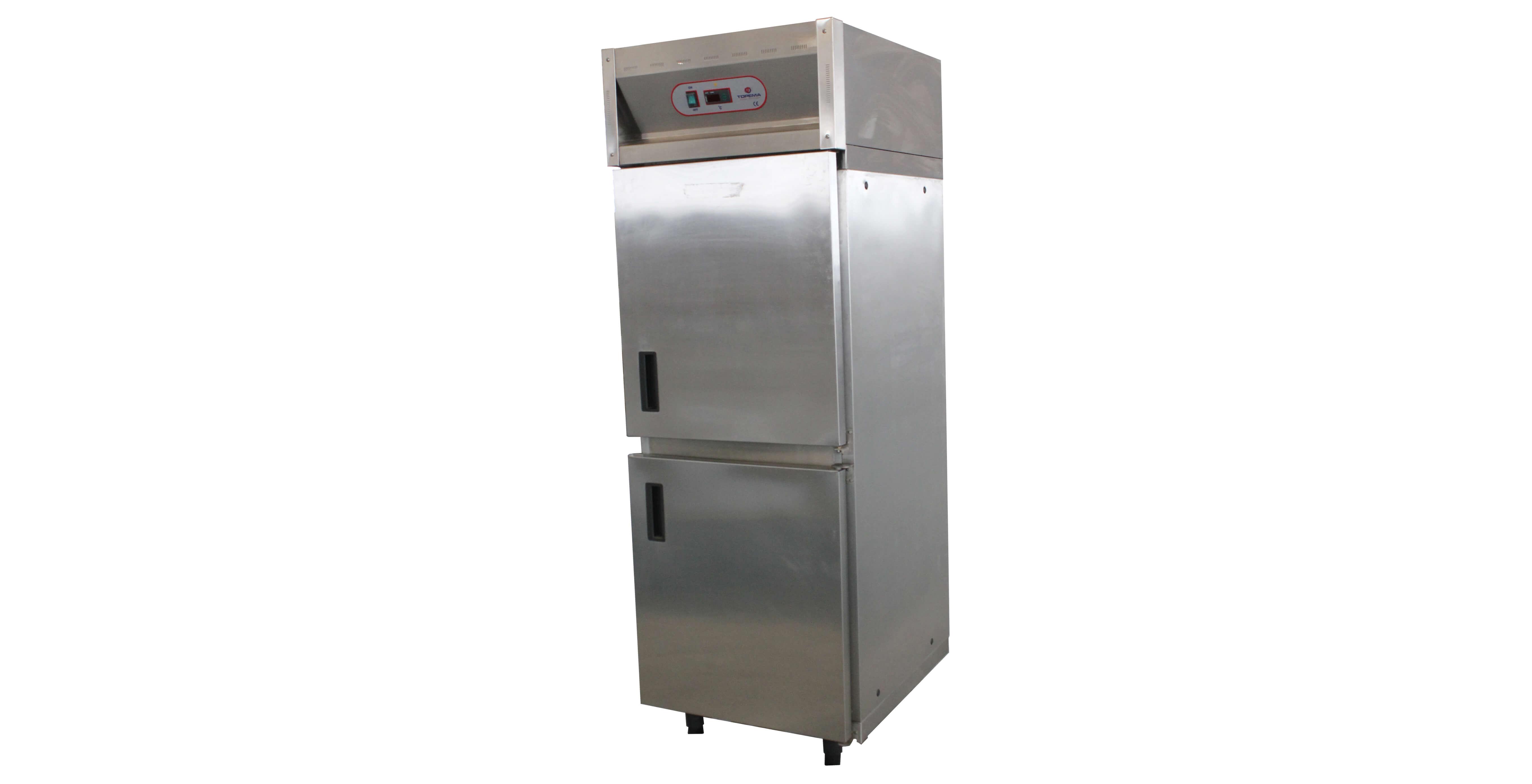 Refrigeradores para cozinha industrial