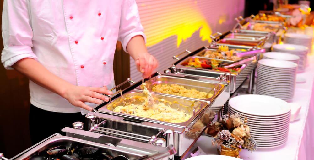 buffet para restaurante
