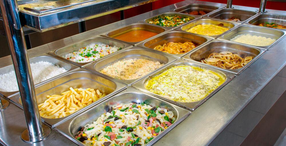 montar restaurante self-service