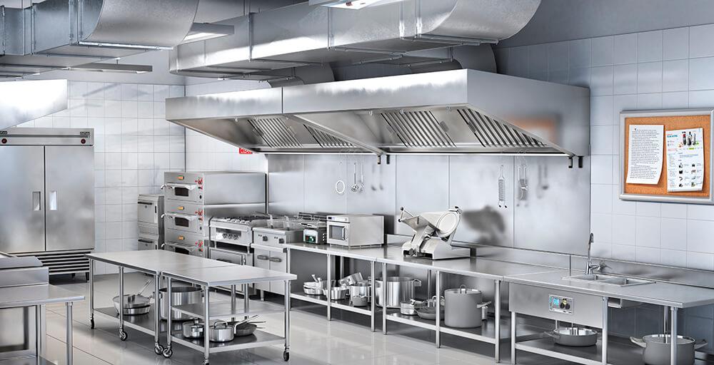projeto cozinha industrial