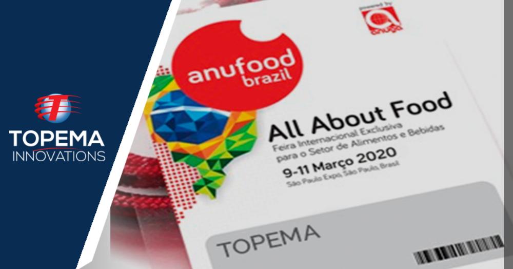A Topema apresenta recicladora de resíduos orgânicos na ANUFOOD 2020